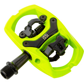 iSSi Trail II Pedals hi-vis yellow